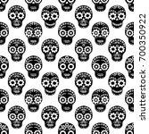 vector seamless pattern for... | Shutterstock .eps vector #700350922