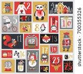 Christmas Advent Calendar  Han...