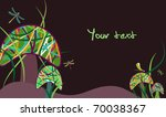 vector illustration with magic... | Shutterstock .eps vector #70038367