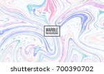 colorful and bright abstract... | Shutterstock .eps vector #700390702
