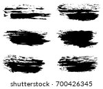 vector collection of artistic...   Shutterstock .eps vector #700426345