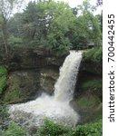 minnehaha falls | Shutterstock . vector #700442455