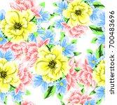 abstract elegance seamless... | Shutterstock . vector #700483696
