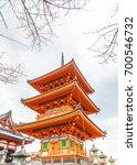 beautiful architecture in... | Shutterstock . vector #700546732