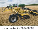 agrarian machinery | Shutterstock . vector #700608832