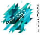 minimalistic design  creative... | Shutterstock .eps vector #700630906