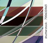 abstract background created... | Shutterstock .eps vector #700633465