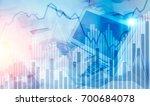 close up of businessman s hands ... | Shutterstock . vector #700684078