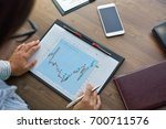 business analysis   calculator  ... | Shutterstock . vector #700711576