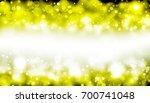 gold glitter sparkles rays... | Shutterstock . vector #700741048