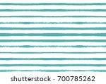 seamless vector summer pattern. ... | Shutterstock .eps vector #700785262