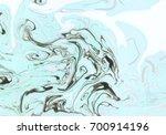 ink marble texture. watercolor... | Shutterstock . vector #700914196