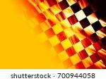 racing abstract background. it... | Shutterstock . vector #700944058