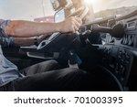 Semi Truck Driving Job....