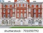 london  uk   august 15  2017  ... | Shutterstock . vector #701050792