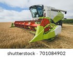 agrarian machinery | Shutterstock . vector #701084902