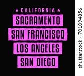 California. Los Angeles....