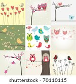 Set Of 9 Valentines Cards With...