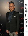 Small photo of NEW YORK, NY - AUGUST 17: Actor Paul Nakauchi attends 'Death Note' New York premiere at AMC Loews Lincoln Square 13 theater on August 17, 2017 in New York City.