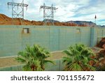 Pairs Of Electrical Towers ...