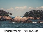 The Small Pine Clad Islands Of...