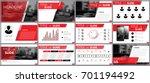 design element of infographics... | Shutterstock .eps vector #701194492