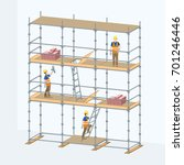 Multi Level Scaffolding With...