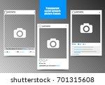 white photo frame for social...