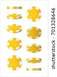 yellow chips views cartoon... | Shutterstock .eps vector #701328646