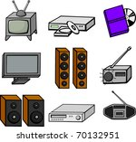 entertainment electronics...