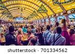 munich  germany   oct 2 ... | Shutterstock . vector #701334562