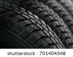 protector of automobile tires.... | Shutterstock . vector #701404348