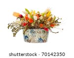 Mixed Colorful Dry Flower...