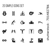 set of 20 editable lifestyle...