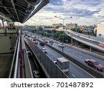 bangkok thailand   august 23 ...   Shutterstock . vector #701487892