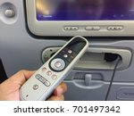 remote control of airplane... | Shutterstock . vector #701497342