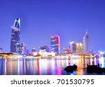 ho chi minh city  vietnam  ...   Shutterstock . vector #701530795