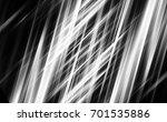 geometric grey intersecting... | Shutterstock . vector #701535886