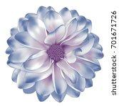 white  blue and purple mona...   Shutterstock .eps vector #701671726
