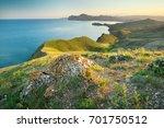 sea spring bay. nature...   Shutterstock . vector #701750512