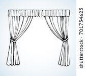 elegant luxury classic circus...   Shutterstock .eps vector #701754625