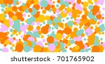 bright background of... | Shutterstock .eps vector #701765902