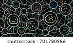 vector illustration for variety ... | Shutterstock .eps vector #701780986