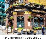 london  uk   circa june 2017 ... | Shutterstock . vector #701815636