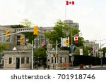 royal canadian mint   ottawa  ... | Shutterstock . vector #701918746