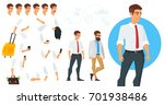 vector cartoon style... | Shutterstock .eps vector #701938486