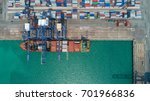 container container ship in...   Shutterstock . vector #701966836