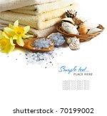 spa background. shallow dof | Shutterstock . vector #70199002