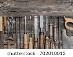 Collection Of Old Woodworking...