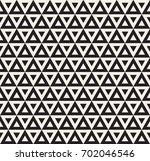 vector seamless pattern. modern ... | Shutterstock .eps vector #702046546